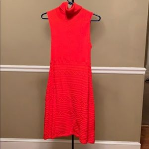 Julie Brown turtleneck dress